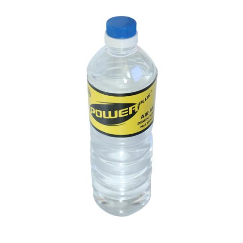 Air Aki Botol Biru / Untuk Menambah Air Aki Accu / Air Demin Powerplus