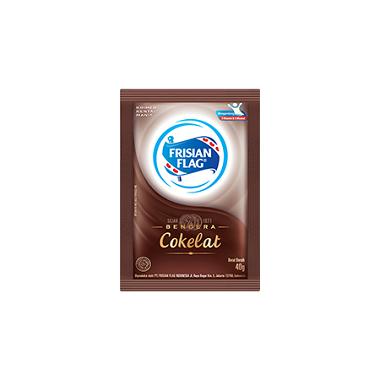 Frisian Flag Kental Manis Sachet Cokelat