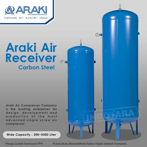 Tangki Udara Araki 1000 Liter Air Receiver Tangki Angin