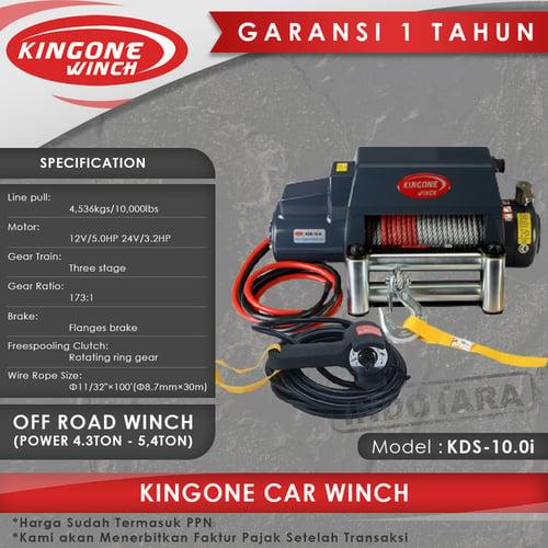 Kingone Car Off Road Winch KDS 10.0i