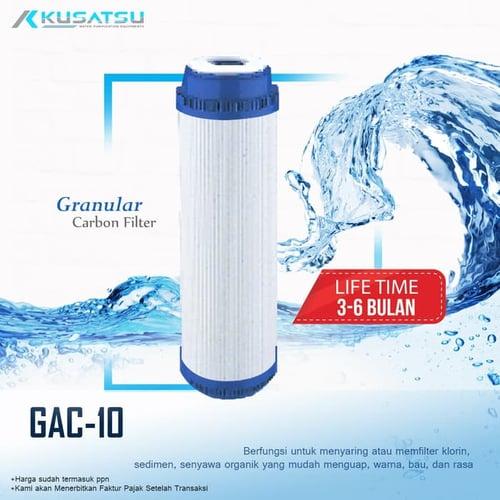 Granular Carbon Filter ( GAC-10 ) - Kusatsu