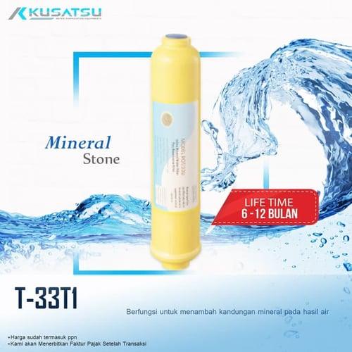 Mineral Stone ( T-33T1 ) - Kusatsu