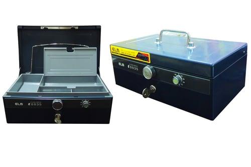 ELM Cash Box 8835 - Brankas Mini