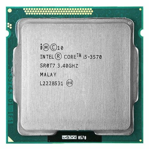 Intel Core i5-3570 3.4Ghz Cache 6MB Tray Socket LGA 1155