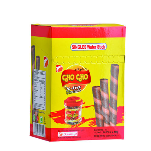 CHO CHO Wafer Stick Extra Single 6x24x10 gr