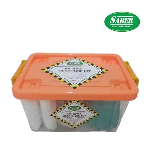 SABER Oil Spill Kit 15 Liter