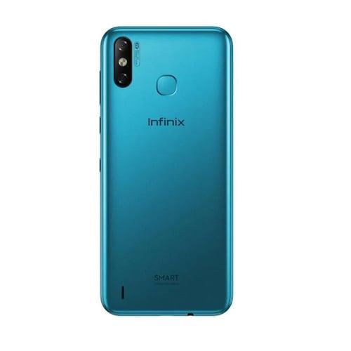 Infinix Smart 4 Smartphone Ram 2GB Rom 32 GB - Cyan - Garansi Resmi