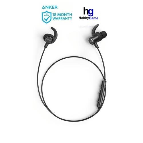 ANKER SOUNDBUDS SLIM PLUS WIRELESS EARPHONE HEADSET BLUETOOTH ORIGINAL