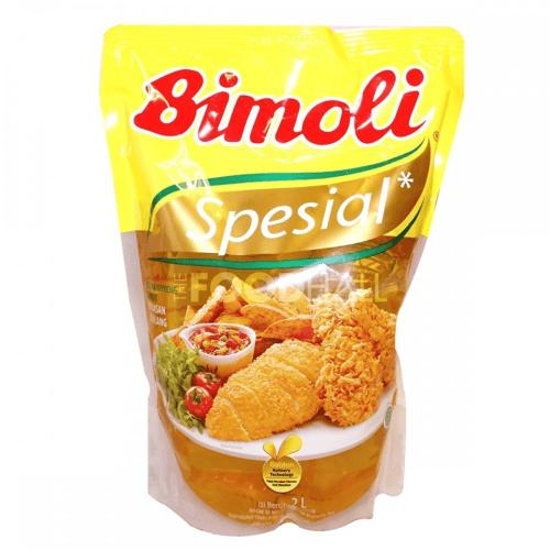 Bimoli Special Minyak Goreng Pouch 2 L