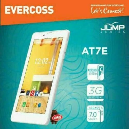 EVERCOSS AT7E 7 INCH/3G/RAM 512MB/GARANSI RESMI