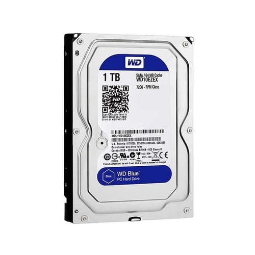 WD Blue 1TB SATA Harddisk Internal PC 3.5