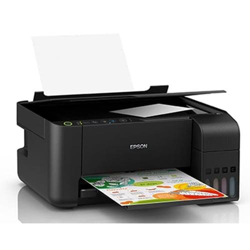 Epson L3150 Printer EcoTank WiFi Multifungsi