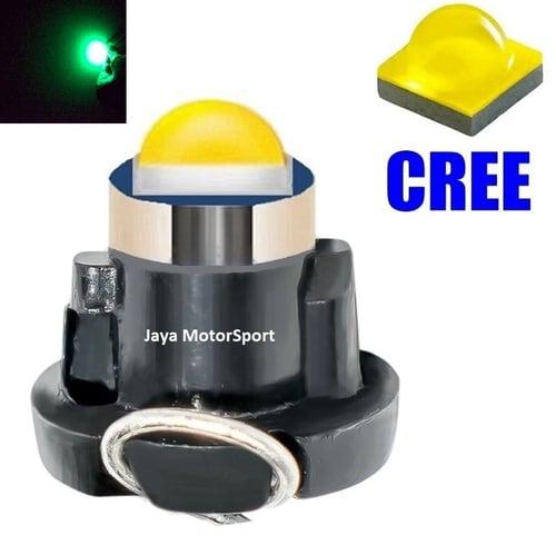 JMS - Lampu LED Mobil Motor Speedometer Dashboard Kabin Panel T3 Cree 1 SMD - Green