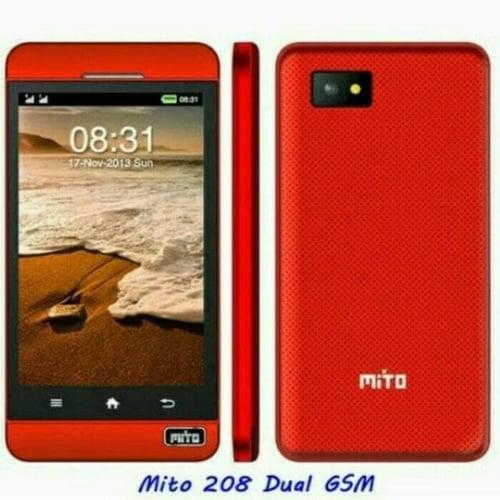 MITO 208 3.5 INCH/TOUCHSCREEN/JAVA