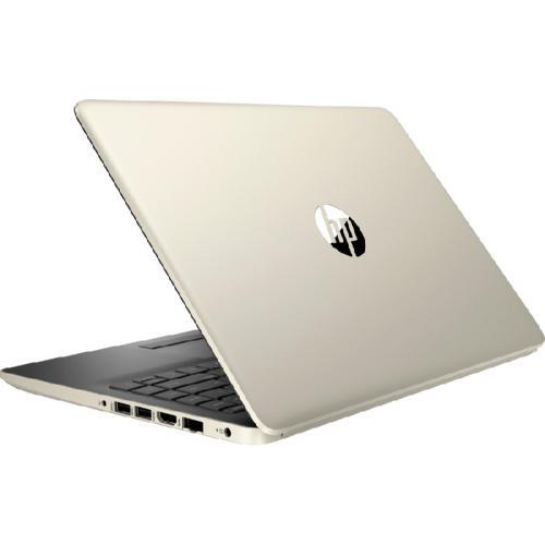 HP NB 14s-DK0023AU - A9-9425 - RAM 4GB - 1TB HDD - 14 INCH - WIN 10 - GOLD - 6SP89PA