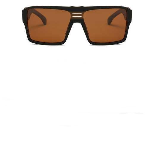 Rimas Y729 Dubery Retro Polarized Sunglasses Kacamata Pria - Coklat