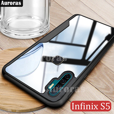 Case Infinix S5 Lite 2019 ORIGINAL Wise King 4 Shock Bumper