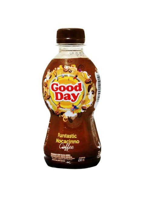 Kopi Goodday Funtastic Mocacinno 250 ml