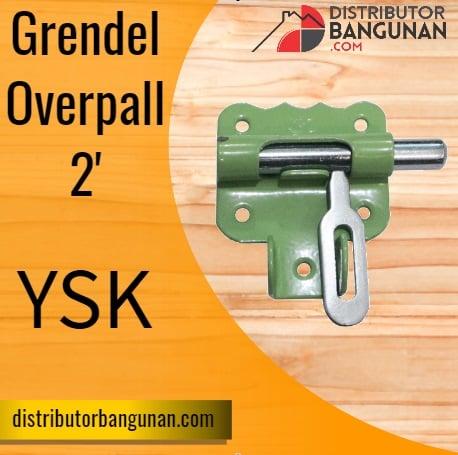 Grendel Overpall 2 YSK