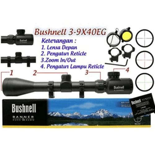 Teleskop Bushnell 3-9x40EG