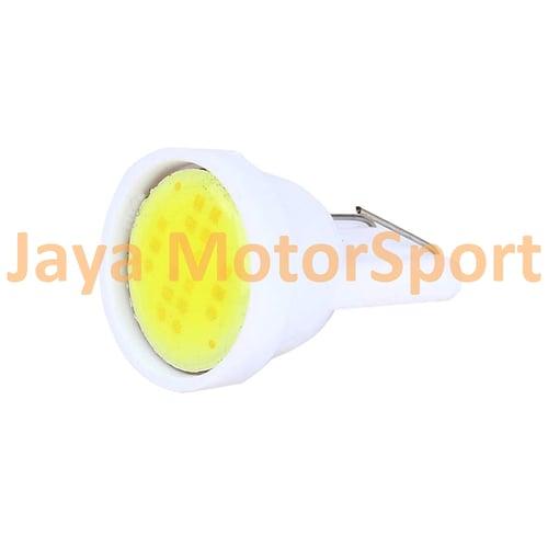 JMS - Lampu LED Mobil / Motor / Senja T10 w5w / Wedge Side COB 2W - White