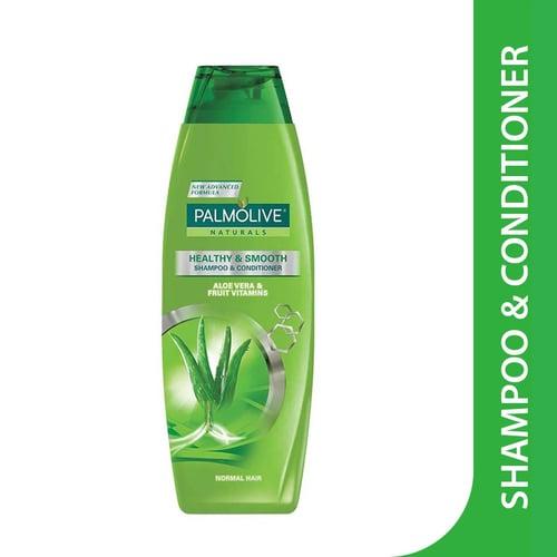 PALMOLIVE Naturals Healthy & Smooth Shampoo & Conditioner 180ml