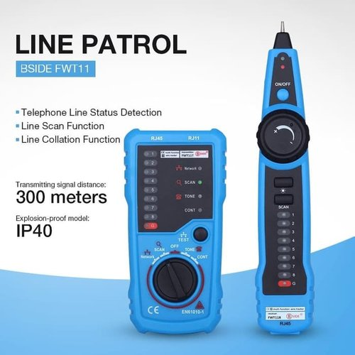 Cable Tester LAN Network FWT Wire Tracker FWT