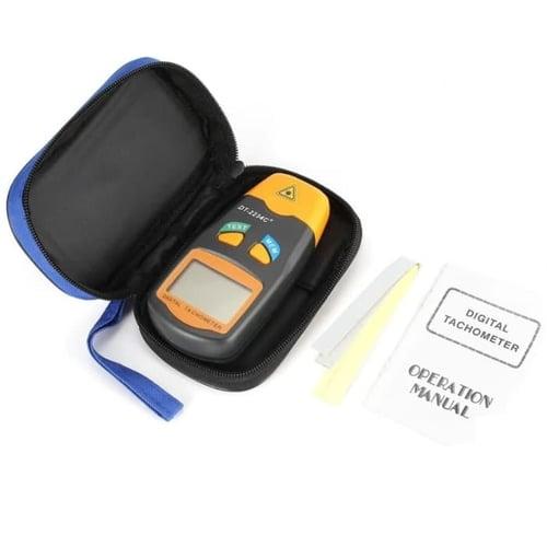 RPB Rotational Speed RPM Meter Laser Tachometer Digital Photo