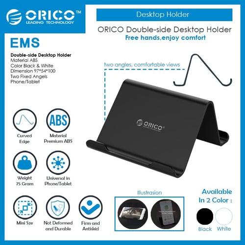 ORICO EMS Double-side Desktop Holder - Black
