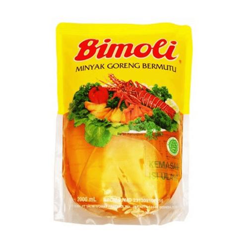 BIMOLI Minyak Goreng Pouch 2 Liter