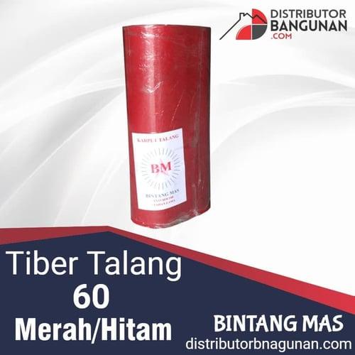 BINTANG MAS Tiber Talang 60 Merah atau Hitam