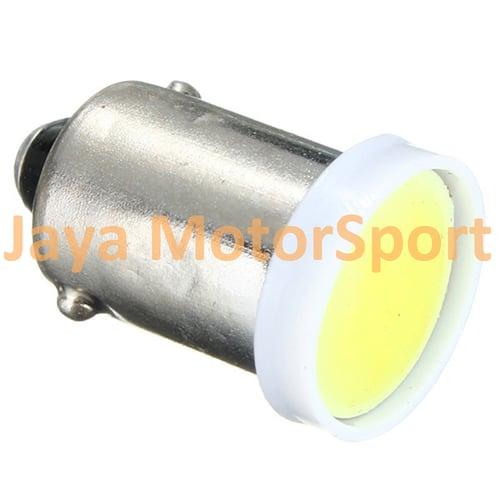 Lampu LED Mobil Motor Bayonet 1895 BA9S COB 1W White
