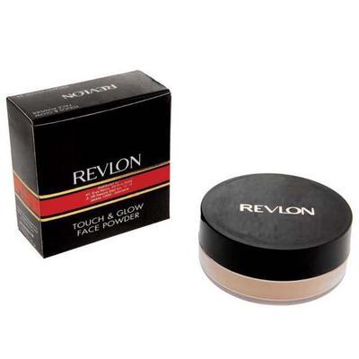 REVLON Touch & Glow Face Powder - Natural Beige