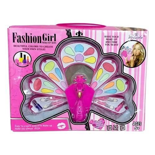 FASHION GIRL Beauty Makeup Burung Merak 82861A - Kids Toys