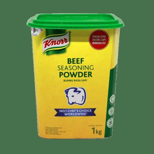KNORR Beef Seasoning Powder 1 Kg