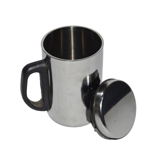 Mug Stainless Stell Promosi CT 48
