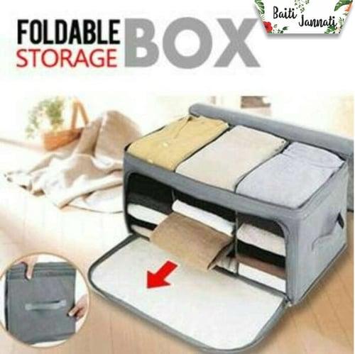 Storage Box Kotak Penyimpanan Pakaian