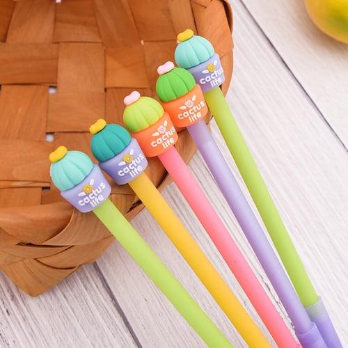 Cactus Life Gel Ink Pen Pulpen Gel