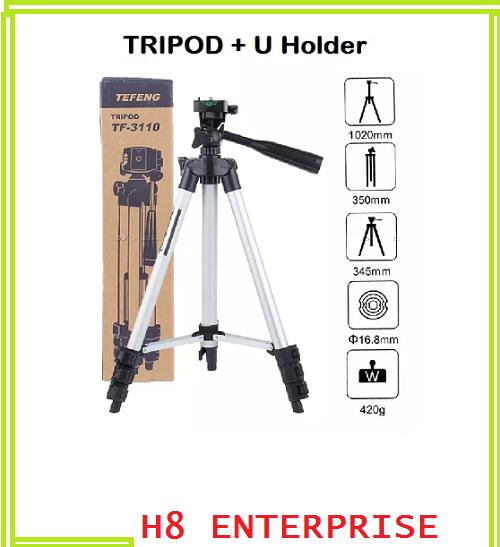 Tripod Hp HF-3110 Include Mount U