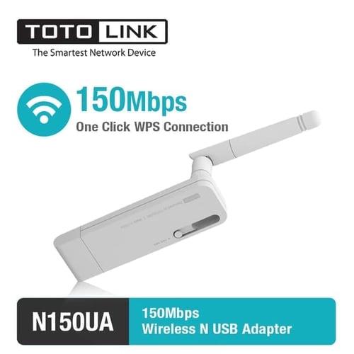 TOTOLINK N150UA - 150Mbps Wireless N USB Adapter