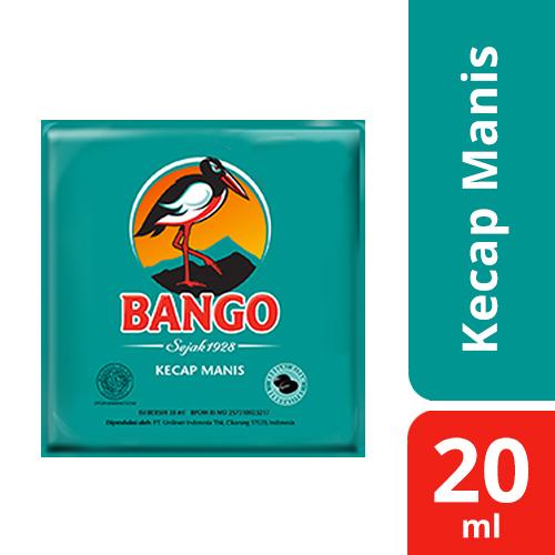 BANGO KECAP SOYA MANIS 20ML