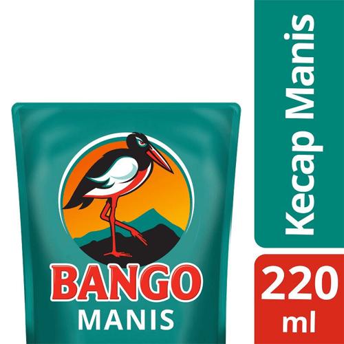 BANGO KECAP MANIS 220ML