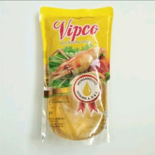 VIPCO Minyak Goreng 1 Liter 1 Karton