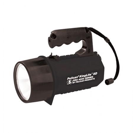 PELICAN PL0000112 Flashlight Xenon Black KingLite 4000