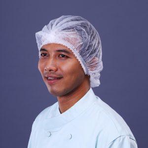 SOLIDA Mobcap / Nursecap / Hairnets pelindung kepala
