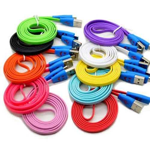 Kabel data micro usb panjang 2m
