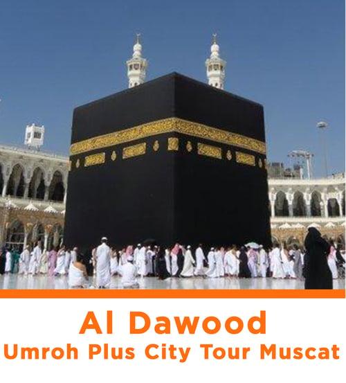 Al - Dawood Umroh Plus City Tour Muscat