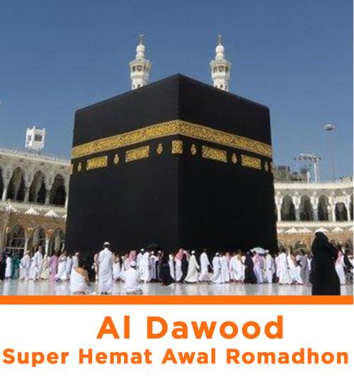 Al Dawood Super Hemat Awal Romadhon (Cash)