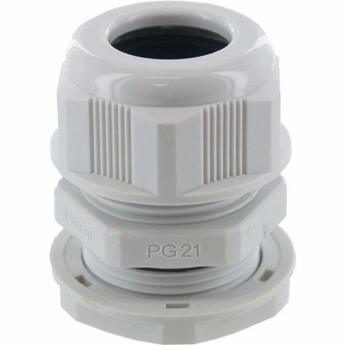 CABLE GLAND PVC, PG21