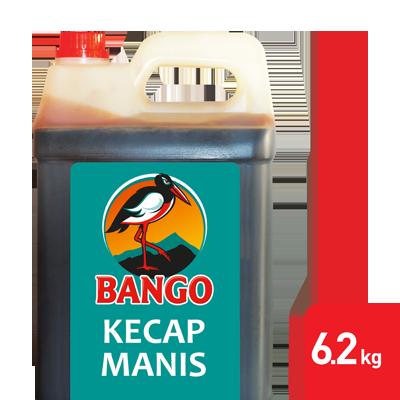 BANGO Kecap Manis Jerigen 6.2Kg (BIG Agent)